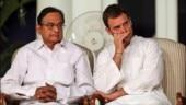 Rahul Gandhi says Modi govt misusing CBI, ED to target Chidambaram