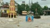 Maharashtra: Heavy rains in Nashik, Godavari river above danger mark