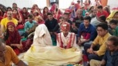 Amid Indo-Pak tensions over Kashmir, Pakistani couples get married in Rajkot
