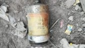 Live mortar found abandoned in Rajasthan's Pokhran