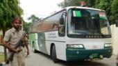Pakistan suspends India-Pakistan bus services on 3 routes