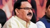 JP Nadda hits out at Congress for not supporting abrogation of Article 370
