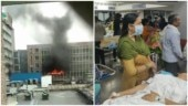 AIIMS fire: Patients wait for hours, scramble for help