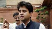 Congress's Jyotiraditya Scindia backs Modi govt move on Article 370, J&K bifurcation