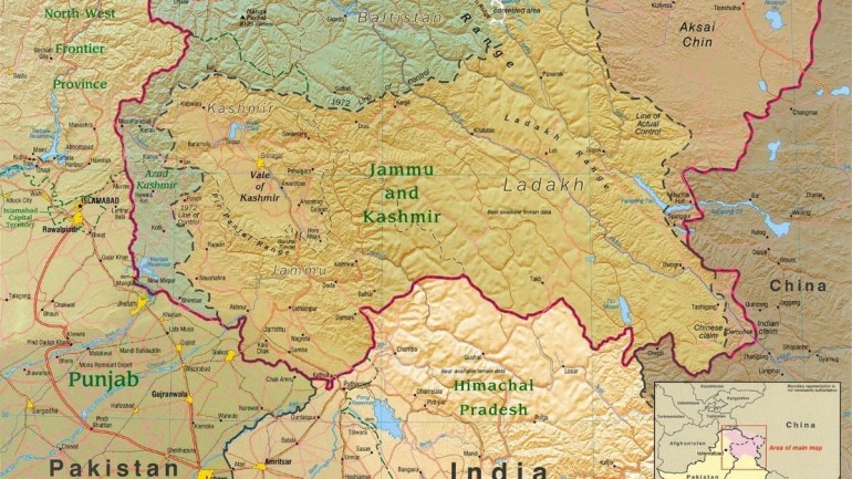 What is the difference between a state and a union territory ... India Provinces States Map on map of india provinces, india and its states, india fertility rate by state, central british india provinces,