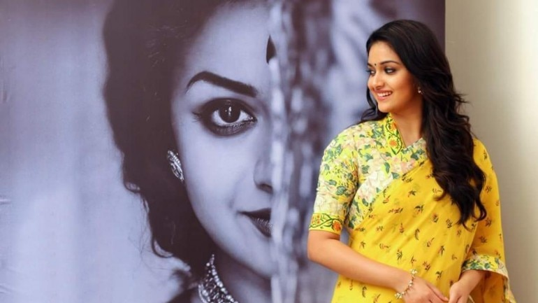 Keerthy Suresh on winning National Award: Without my co
