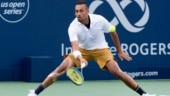 Cincinnati Masters: Nick Kyrgios melts down again, calls umpire 'tool' after loss