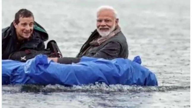 Man Vs Wild: My position never goes to my head, PM Modi tells Bear Grylls