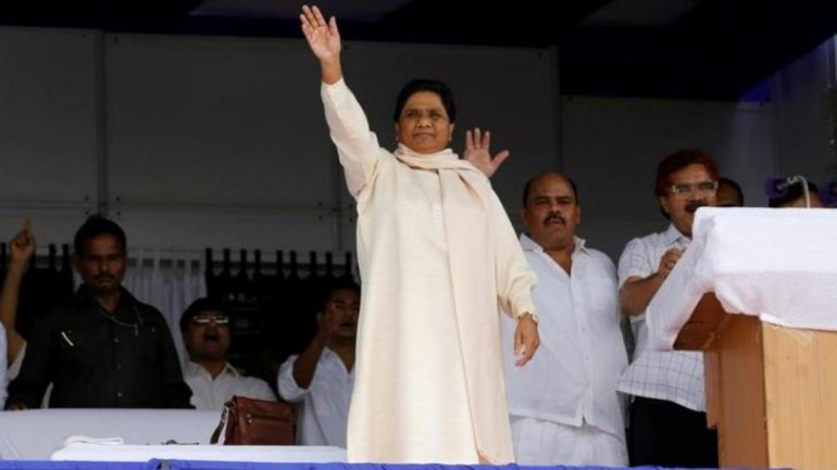 Queen of quick flip-flops, how Mayawati is now cosying up to
