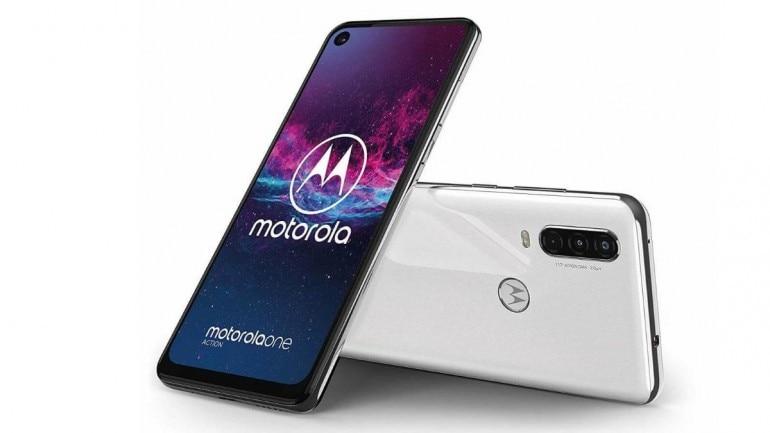 Motorola One Action could launch on August 23, could be an