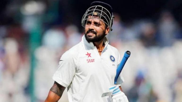 Murali Vijay not fretting over India Test comeback: I play cricket for  sheer passion - Sports News