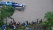 5 dead, 24 missing as Kathmandu-bound bus plunges into Trishuli river