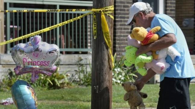 US: 5 children killed in day care center fire in Pennsylvania #wanitaxigo