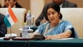 Sushma Swaraj ji, aapko hum fir kabhi na dekh payenge. Anand Mahindra says goodbye Mother India