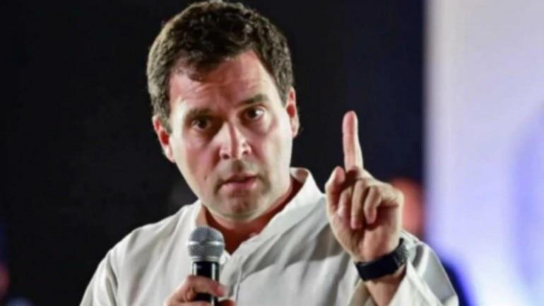 Article 370   जम्मू काश्मीर भारताचा अंतर्गत मुद्दा, पाकिस्तानने हस्तक्षेप करण्याची गरज नाही : राहुल गांधी