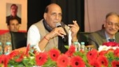 Kashmir was never yours, why keep crying over it: Rajnath Singh to Pakistan