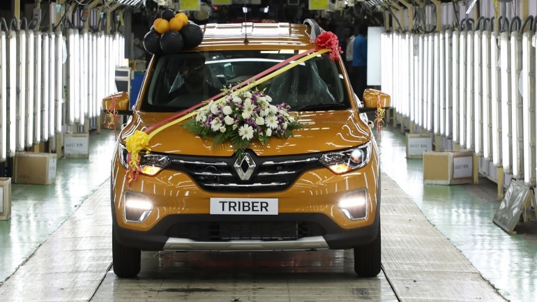 Renault Triber: Launch, expected price, features