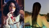 New mommy Surveen Chawla sets the internet on fire with sizzling bikini picture. See pic