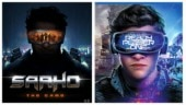 Saaho Game poster copied from Ready Player One?
