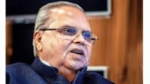 Adhir Ranjan buried Congress in grave with remarks on Kashmir: J&K Governor Satya Pal Malik