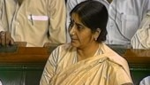 How Sushma Swaraj realised her 1996 dream of abolishing Article 370 in her last tweet