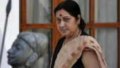 I was waiting for this in my lifetime, Sushma Swaraj's last tweet was on Article 370