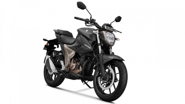 2019 Suzuki Gixxer 250 launched in India, price starts at Rs 1 60