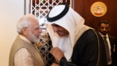 PM Narendra Modi arrives in UAE to strenghten bilateral ties