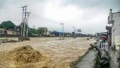 Himachal Pradesh rains: Gates of Pandoh, Nathpa dams opened
