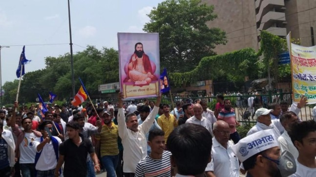 Explained: Why are Dalits agitated over demolition of Ravidas temple in Delhi