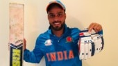 Kashmir cricketer overcomes tension to win game for India vs Pakistan