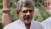 Plea to Guv Malik fails, CPM leaders Yechury and D Raja detained at Srinagar airport