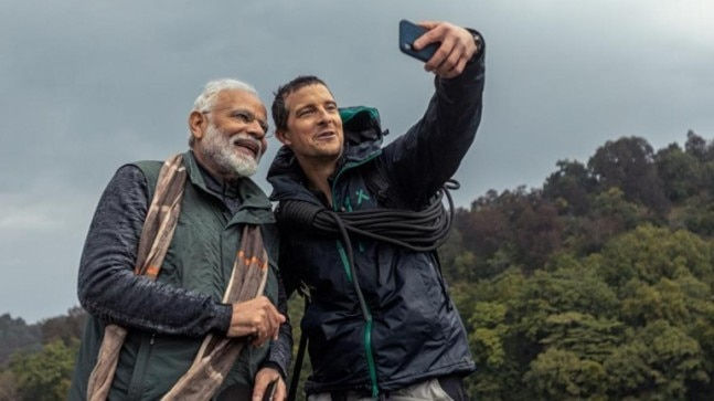 PM Modi mans the wild with Bear Grylls: What he said about nature, his childhood, his message to youth