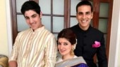 Akshay Kumar's son Aarav cooked a delicious meal for the family last night, and Twinkle Khanna was beaming with pride.