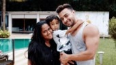 Did Aayush Sharma just confirm Arpita Khan is pregnant with their second child? See pic