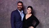 Ajay Devgn shares candid photo of birthday girl Kajol. Don't miss her response