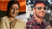 Devastated Ajay Devgn grieves Sushma Swaraj death: Immense loss to India