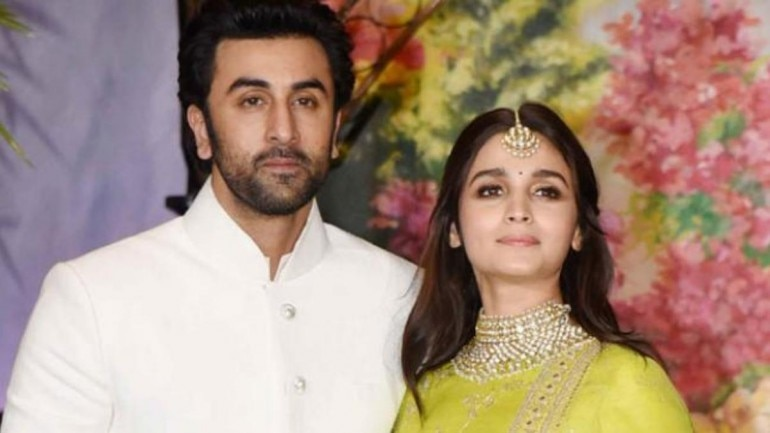 Ranbir Kapoor and Alia Bhatt.