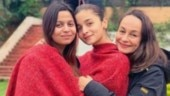 Soni Razdan pens emotional note for daughters Alia Bhatt and Shaheen Bhatt. See pic