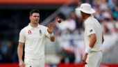 James Anderson apologised to England teammates after injury on Day 1 of Ashes Test