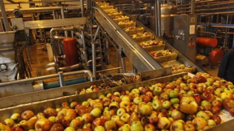 Image result for CTF demands corridor to transport Apples from Kashmir to Jammu