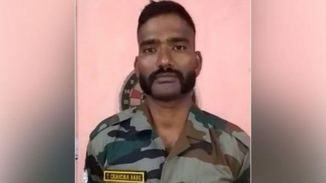 Andhra Pradesh: Army jawan makes video, requests officials to save his land from encroachment