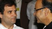 Arun Jaitley will be remembered in Parliament: Rahul Gandhi writes letter to his wife