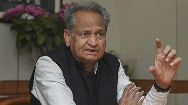 Modi government diverting peoples attention from economic crisis, says Ashok Gehlot