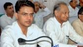 Rajasthan CM Ashok Gehlot condemns Mehbooba Mufti, Omar Abdullah's arrest
