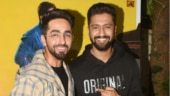 Ayushmann Khurrana on sharing National Award with Vicky Kaushal: He was the first to call me