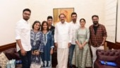 John Abraham holds special screening of Batla House for Vice-President M Venkaiah Naidu
