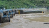 Bhakra dam level crosses permissible limit, more water released