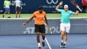 US Open: Rohan Bopanna-Denis Shapovalov stun 4th seeds, Divij Sharan, Leander Paes ousted