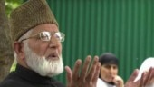Pak media share old house arrest video of Geelani as recent one